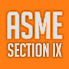 ASME Section IX Boiler and Pressure Vessel
